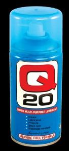 Q20 Lubrifiants-Dégrippant-Chasseur d'humidité-Stoppeur de rouille