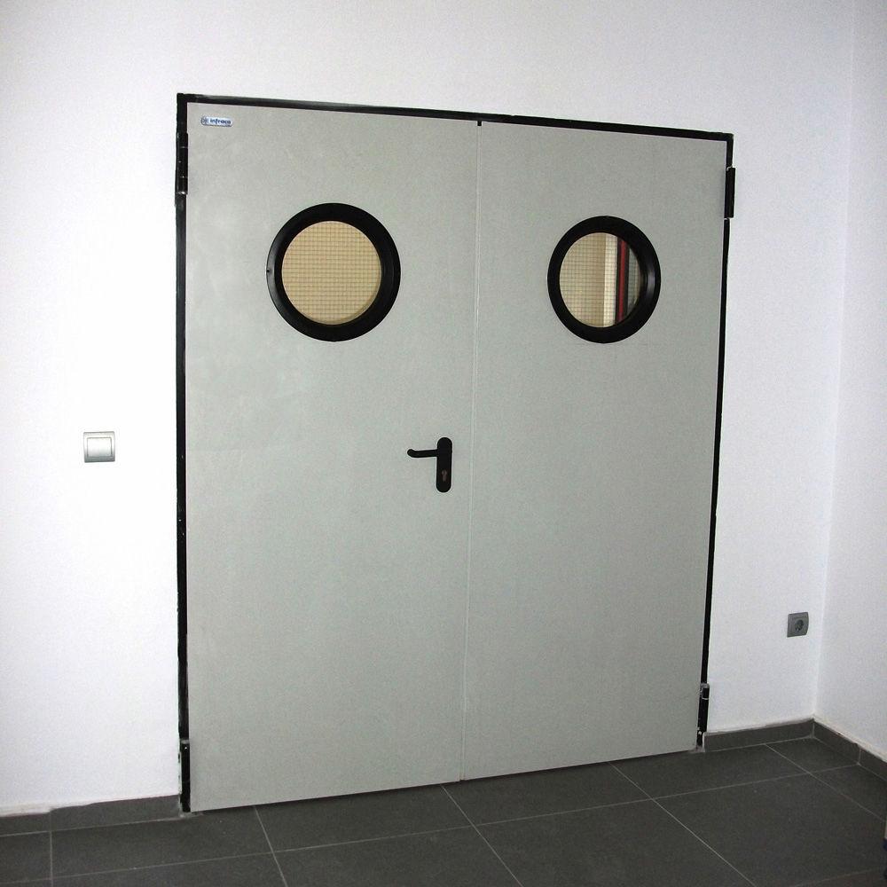 Porte Battante / Pour Lu0027intérieur / Industrielle / Coupe Feu Images Etonnantes