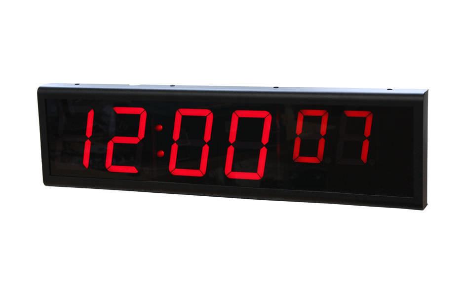 Horloge murale / numérique - CL64-RM-NTP - Galleon Systems
