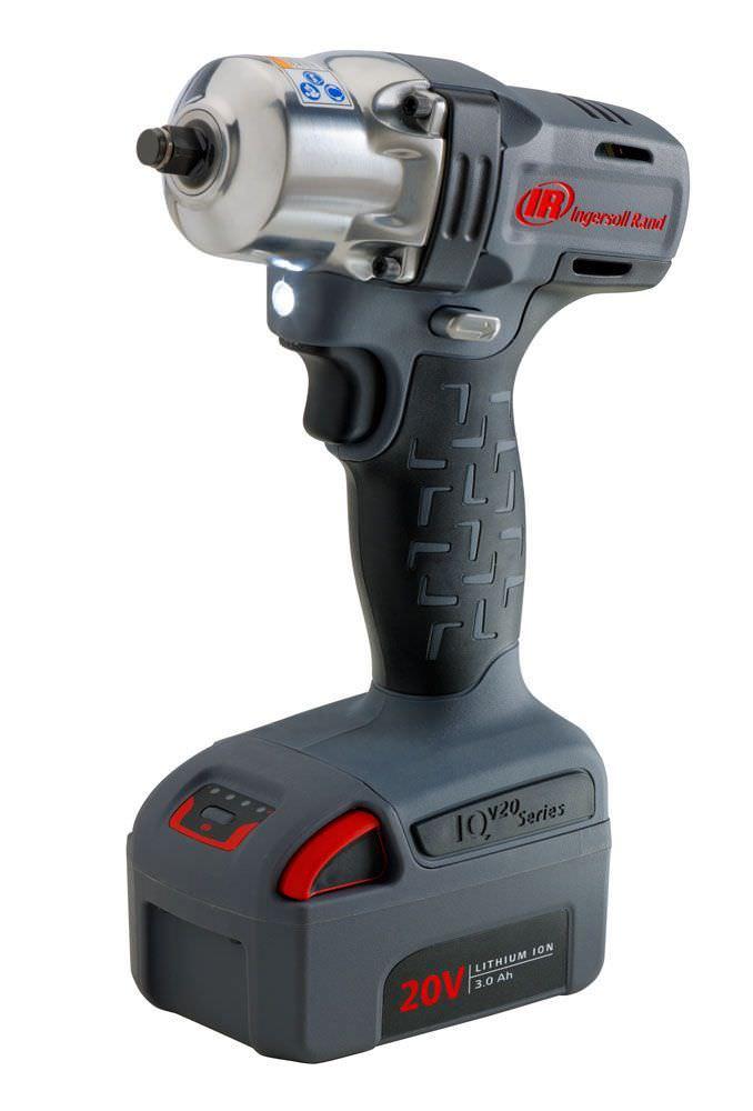 clé à choc électrique / modèle pistolet / sans fil / ergonomique