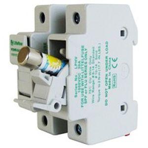 Portefusible Sur Rail DIN Pour La Distribution électrique Pour - Porte fusible