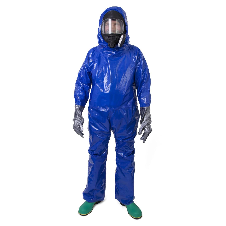 5c68f07887867e combinaison de travail   de protection chimique   imperméable   laminé -  SC1 Chemprotex 300   VCSC1BL