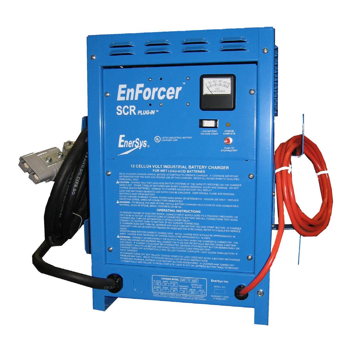 Chargeur de batterie pour chariot electrique