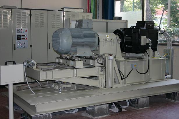 Banc Dessai Multiparamètres Pour Moteur électrique Automatique