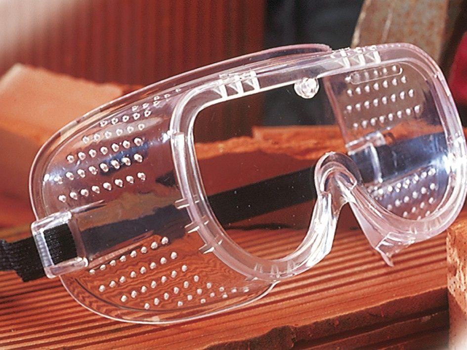 Lunettes-masque de protection balistique   en PVC - EVAMAS - SINGER ... 9fb050ad4b92