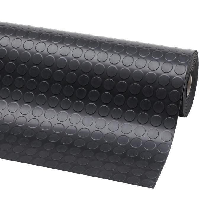 tapis antidrapant en caoutchouc pastill - Tapis Antiderapant