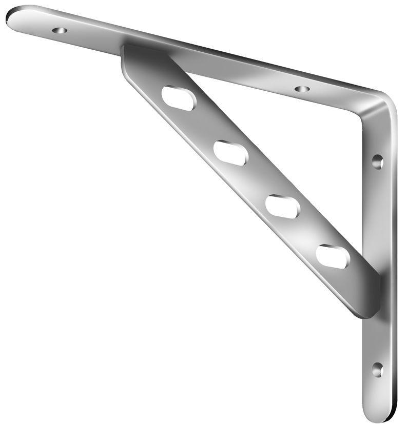 Préférence Équerre pour étagères / en acier - Alpha-Line - Vormann KN01