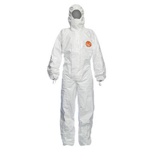 ebfbd981c53389 combinaison de travail   de protection chimique   antistatique - Tychem®  4000 S series