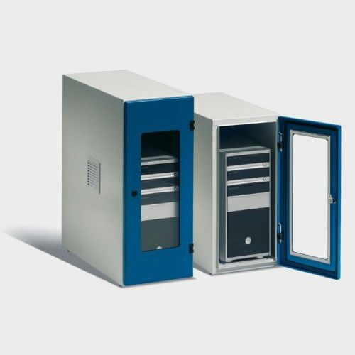 Boitier Compact Pour Ordinateur De Bureau En Tole D Acier Pour