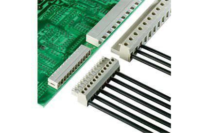 connecteur electronique