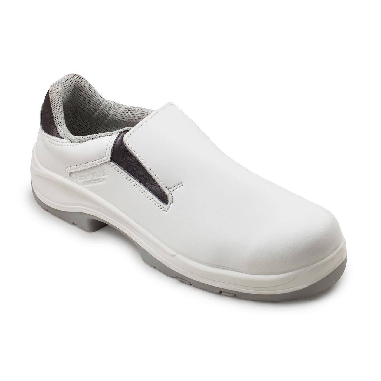 Chaussure de sécurité femme Lys Noir S2 SRC GASTON MILLE -LYAN1 dEa3R8C