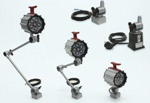 Lampe A Led Pour Machine Outil Pls 02 03 Series Tecno Piu Srl