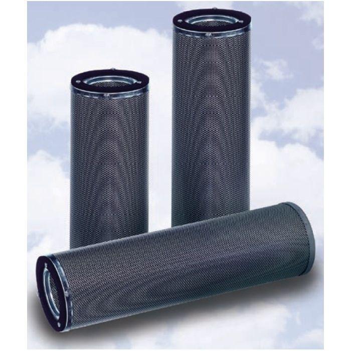 Cartouche filtrante air charbon actif
