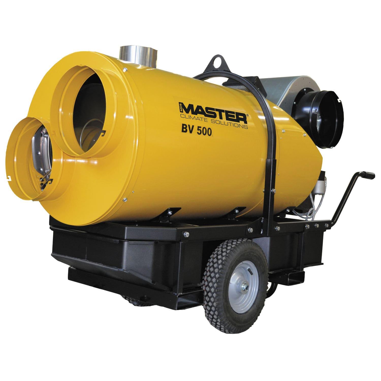 Chauffage Fuel Ou Electrique tout chauffe-air mobile / électrique / fioul / haute pression - master bv