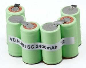 Batterie Ni-MH / type CS - Victory Battery Technology