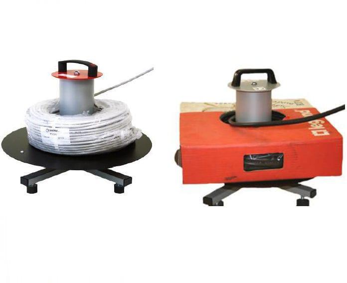 devidoir bobine fil electrique Derouleur Bobine Cable