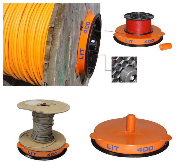 devidoir bobine fil electrique ... dévidoir de câbles - de fils métalliques