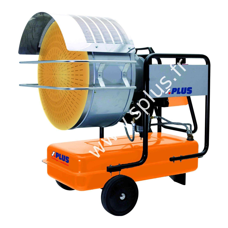 Chauffage Fuel Ou Electrique dedans chauffage radiant fioul / mobile - rf 38 - s.plus - vidéos