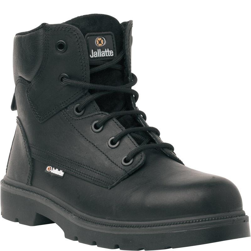 Chaussures de sécurité pour chantiers / antiabrasion / en cuir , JALGERAINT  SAS