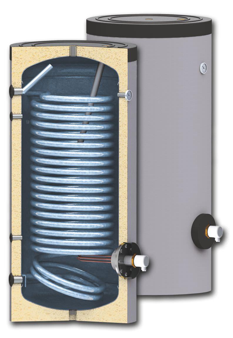 chauffe-eau solaire   à échangeur de chaleur - 150 - 500 L   SWP series 8ae96ea97088