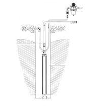 Pompe à eau / pneumatique / immergée / centrifuge
