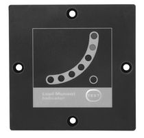 Indicateur de charge / à LED / pour montage sur panneau