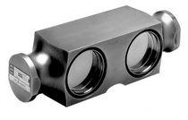 Capteur de force à double cisaillement / type poutre / par jauge de contrainte