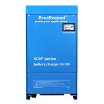 Chargeur de batterie plomb-acide / au sol / CE / ISO