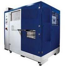 Machine de nettoyage à solvant / automatique / de process / par aspersion