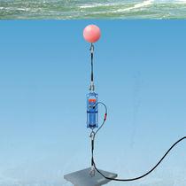 Appareil de surveillance pression / pour l'eau / multiparamètres