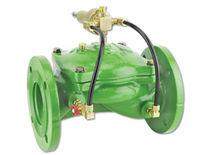 Vanne à membrane / pour l'eau / à commande hydraulique / de réduction de pression