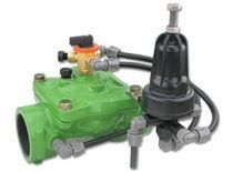 Vanne à soupape / pour l'eau / à commande hydraulique / de réduction de pression