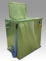 Machine de nettoyage à ultrasons / automatique / pour l'industrie automobile / par immersion