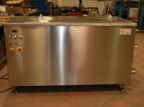 Machine de nettoyage à ultrasons / automatique / de process / avec panier