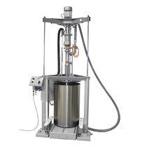 Système de vidange de fûts / pour produits très visqueux / de tonnelet / de cartouches
