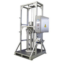 Système de vidange pour produits très visqueux / de tonnelet / pour produits à viscosité moyenne / pour l'industrie agroalimentaire