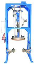 Système de vidange de fûts / de conteneurs / pour produits très visqueux / de tonnelet