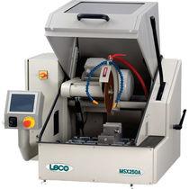 Scie circulaire / pour acier / pour échantillons métallographiques / semi-automatique