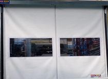 Portes à enroulement / pour l'intérieur / industrielles / autoréparables