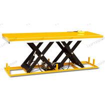 Table élévatrice à ciseaux / à ciseaux en tandem / hydraulique