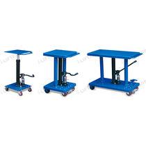 Table élévatrice à colonne / hydraulique