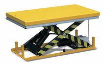 Table élévatrice à ciseaux / hydraulique