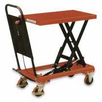 Table élévatrice à ciseaux / hydraulique / roulante