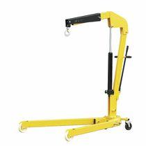 Grue d'atelier mobile / pliable / mobile / hydraulique