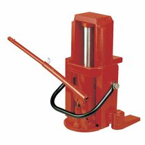 Cric hydraulique / lève-machine