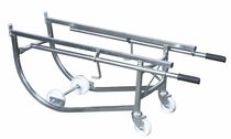 Chariot de transport / en métal / porte fût