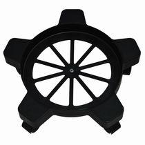Plateau roulant circulaire / en plastique