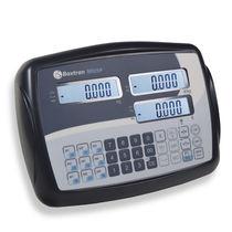 Indicateur de pesage affichage LCD / IP54 / pour balance plate-forme