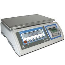 Balance compteuse / benchtop / avec afficheur LCD / plateau en acier inoxydable