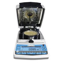 Analyseur de liquides / de solides / d'humidité / benchtop